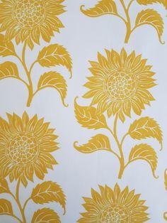 Sunflower Fabric £35.00