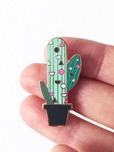 Cactus Pin (Intro Price) @ møe ⛅ fσℓℓσω мє for more!