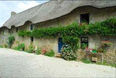 Chambres d'hôtes et gîte les Chaumières du Morbihan à Languidic, vallée du Blavet