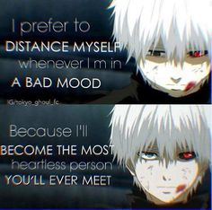 Devil Quotes, Dark Quotes, True Quotes, Sad Anime Quotes, Manga Quotes, Reality Quotes, Mood Quotes, Tokyo Ghoul Quotes, Ken Kaneki Tokyo Ghoul