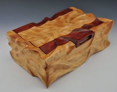 Maple & BubbaBinga keepsake Box