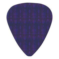Royal Script Standard Guitar Pick