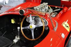 1957 Ferrari 335 Sport by Scaglietti