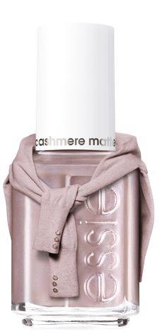 coat couture - Cashmere Matte Kollektion - essie