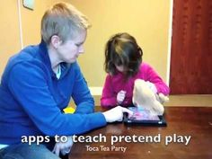 iLearn, iPads, Autism and 60 Minutes