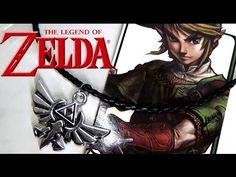 Legend of Zelda Necklace V1