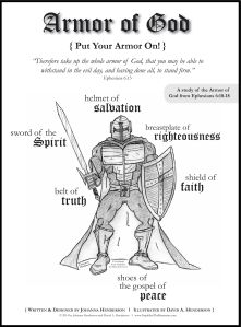 FREE Armor of God Bible Study for Boys and Girls