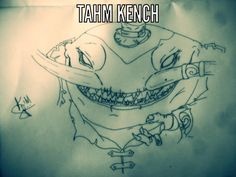 "Tahm Kench ""I see nothing splendiferous in this table's offerings!"""