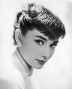 A History in Eyebrows: See the Most Popular Brow Shapes Through the Decades - 1960s: Audrey Hepburn  - from InStyle.com