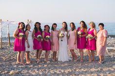 Beach wedding & seaside reception   Crete for Love
