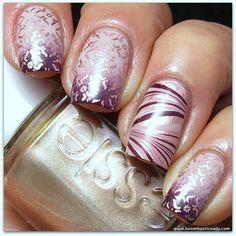 Cool nail art design