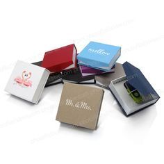 Custom Snap -Small - for Flash Drives | Colorful Packaging | Packaging | Photoflashdrive.com