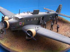 Junkers Ju 52/3m                                                       …