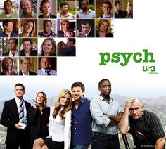 Psych cast!