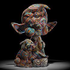 Michael Lucero (1953, USA) (6/1/2012 - Cowan's+Clark+DelVecchio Ceramics Auction)