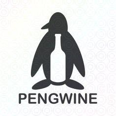 Pengwine+logo Make Your Logo, Social Media Design, Logo Templates, Business Cards, Logos, Lipsense Business Cards, Logo, Name Cards, Visit Cards