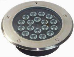 MUNDOLUX  PROFESIONALES: Foco de LEDs para Empotrar 18W