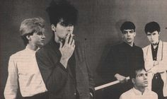Ministry, 1982