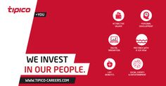 Career Development - At Tipico we invest in our people