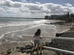 Lovely sandy beaches at Isla Verde.