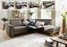 """Velmi atraktivní sedací souprava z prémiové kolekce Comfort Modular. Dostupná v látkovém i celokoženém provedení Vysoká kvalita použitých materiálů a precizní zpracování. Velmi variabilní,  modulový systém skládání do různých rohových sestav, sestav tvaru """"U"""" a nebo jako samostatná sofa. Modulový systém nabízí standardní elementy nebo elementy určené pro funkci """"Wallfree Relax"""" každého elementu ve standardu. Bari, Relax, Couch, Furniture, Home Decor, Settee, Decoration Home, Sofa, Room Decor"""