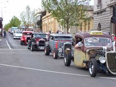 Vintage Hot Rods Castlemaine, Victoria Mass Culture, Daylesford, Hot Rods, Antique Cars, Victoria, Projects, Vintage, Vintage Cars, Log Projects