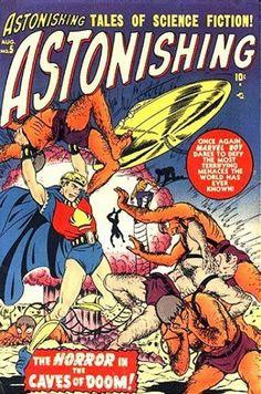 Astonishing (Volume) - Comic Vine
