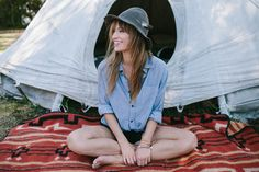 #Brixton #Festival Collection | The 'Jethro' Hat