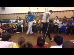 Mestre Poncianinho and Herbert. Mojubá Capoeira London November 2014 - YouTube