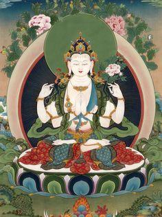 Avalokiteśvara སྤྱན་རས་གཟིགས་: Bodhisattva of Compassion