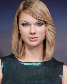New Taylor wax figure!