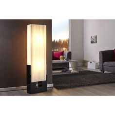 Moderne vloerlamp Liana wit - 11268