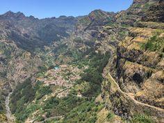 Madera: punkty widokowe / Curral das Freiras