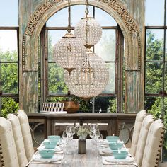 The Cimberliegh Cyrstal Chandelier is fun and and dazzling as a center piece or in the corner. Emitting a soft glow through a cystal ball, Cimberleigh will be sure to catch and eye and start a convers