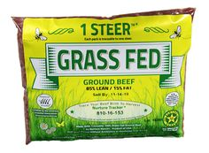 First of its Kind 1 Steer™ Ground Beef from Nurture Ranch Debuts in Grocery Stores in Southeastern U. Ribeye Roast, From Farm To Table, Pecan Wood, Beef Hot Dogs, Ranch Recipe, Healthy Food Options, Grass Fed Beef, Protein Pack, Beef Jerky
