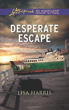 Desperate Escape (Love Inspired Suspense) by Lisa Harris http://www.amazon.com/dp/0373446934/ref=cm_sw_r_pi_dp_MS1gxb0N9M494