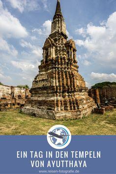 Ein ganzer Tag in den Tempeln von Ayutthaya