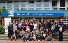 Herzog Ernst Gymnasium Comenius Project - Show The Artist In You