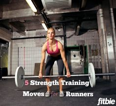 Trying to take your race training to the next level? Just started running and want to improve? These expert-recommended strength training moves will get you there.