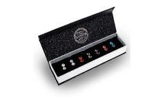Crystals From Swarovski Full Set 7 Days Moon Earrings | 1