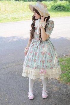 japanese lolita   Japanese Lolita Style