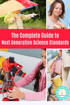 Looking for Next Generation Science Standards resources? Get the low-down on the Next Generation Science Standards by grade level here! Science Activities For Kids, Science Experiments Kids, Science Classroom, Teaching Science, Science Education, Next Generation Science Standards, Unity In Diversity, Science Notebooks, Scientific Method