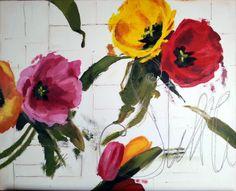 Fleurs huile