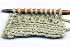 do stuff! » Sideways Edge Cast-On, a knitting unvention! plus, Swerve!