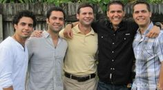 Danny Pino & his brothers. Link to a video interview with Danny about his Cuban heritage.