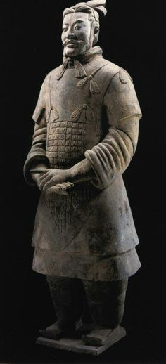 The Terracotta Army 兵马俑