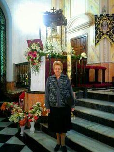Maria Jesús mayo 2014