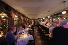 Welcome to Joe Allen Restaurant, where you can satisfy your cravings before going to see a Broadway show. Enjoy your evening in New York at Joe Allen Restaurant....often see broadway stars
