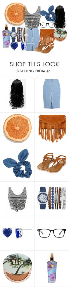 """Untitled #200"" by frupapp on Polyvore featuring Steve J & Yoni P, SUSU, Dorothy Perkins, Topshop, Jessica Carlyle, Urban Decay and Victoria's Secret"