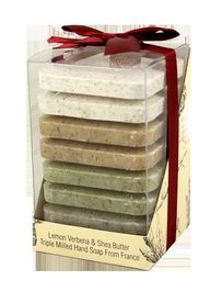 Trader Joe's singular soap stack, great gift for the budget conscious